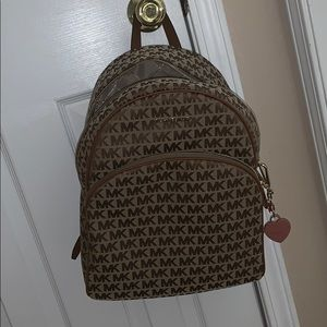 Michael Kors backpack purse